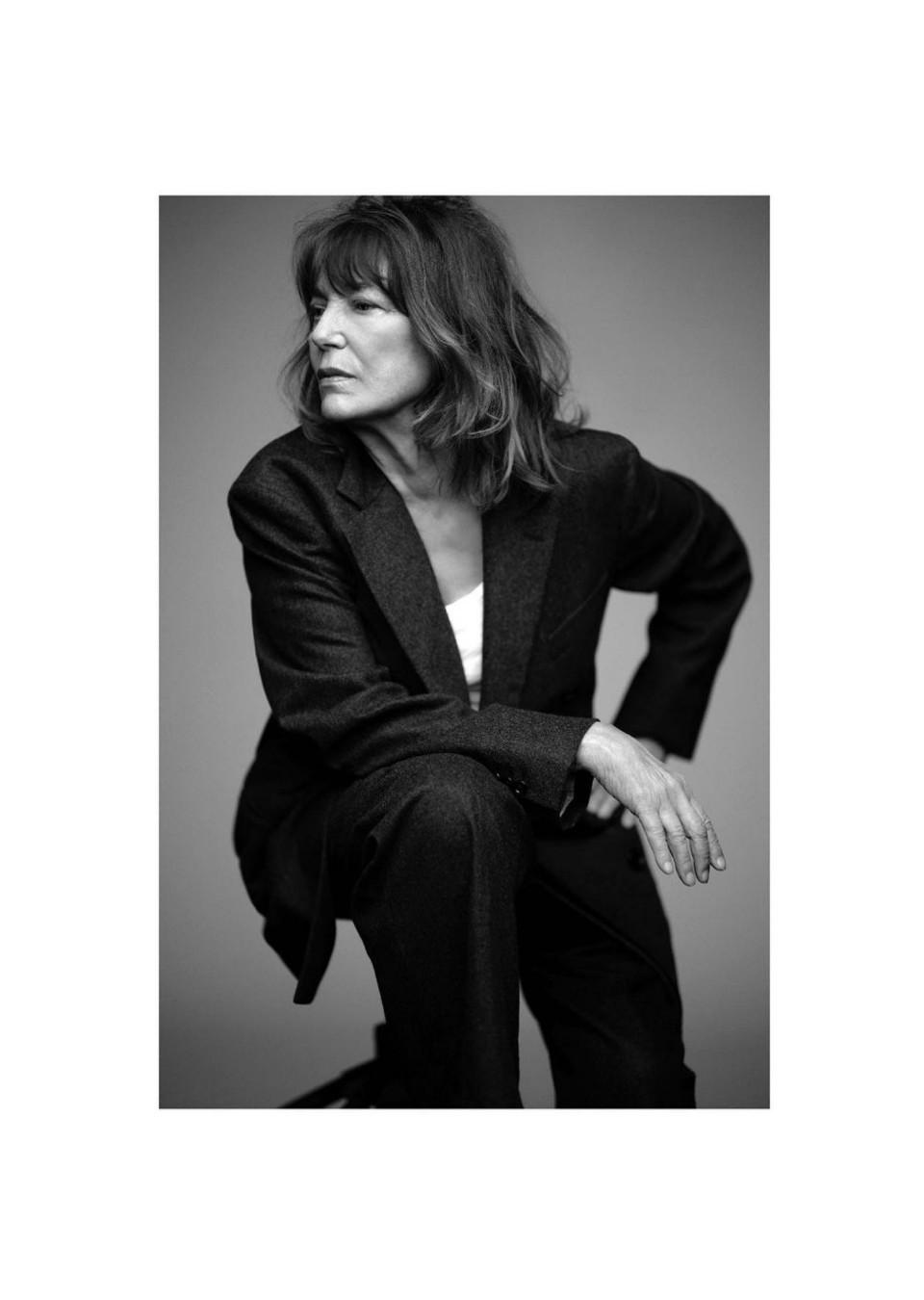 SAFE MGMT Management Paris - Jane Birkin