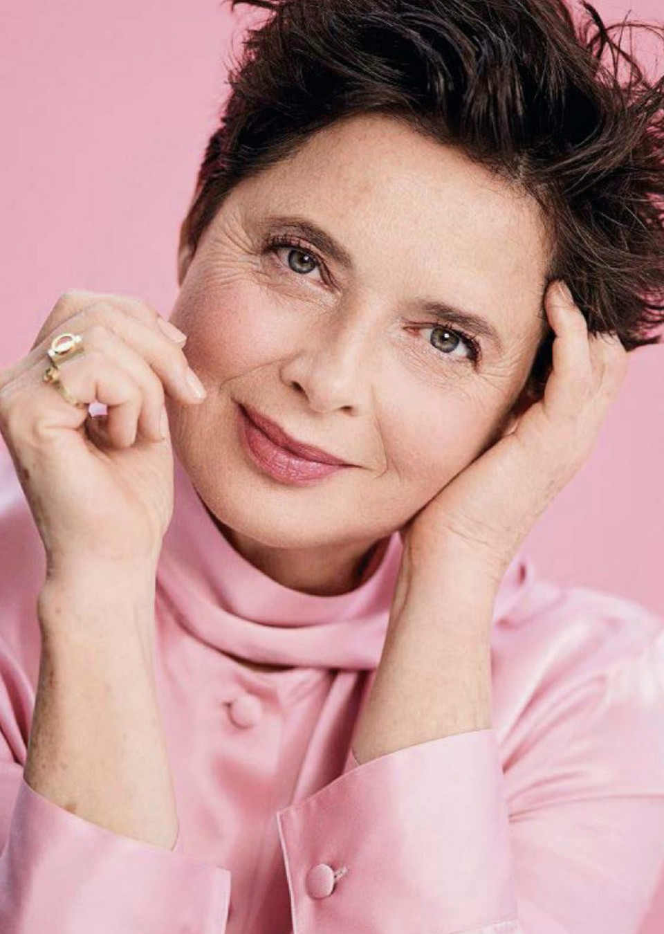 SAFE MGMT Management Paris - Isabella Rossellini
