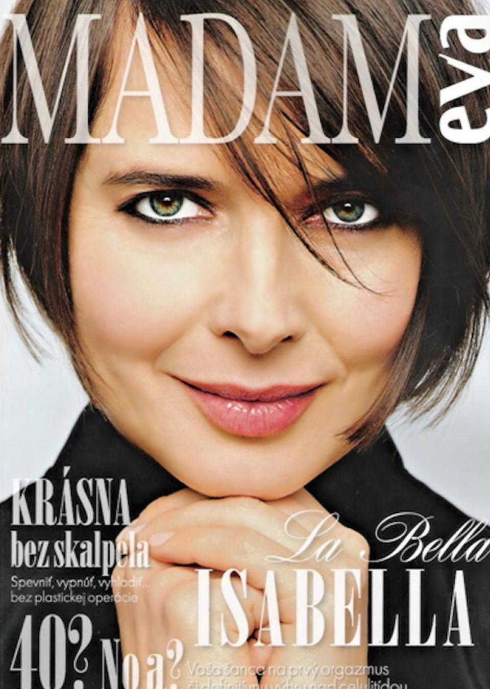 SAFE MGMT Management Paris - Isabella Rossellini