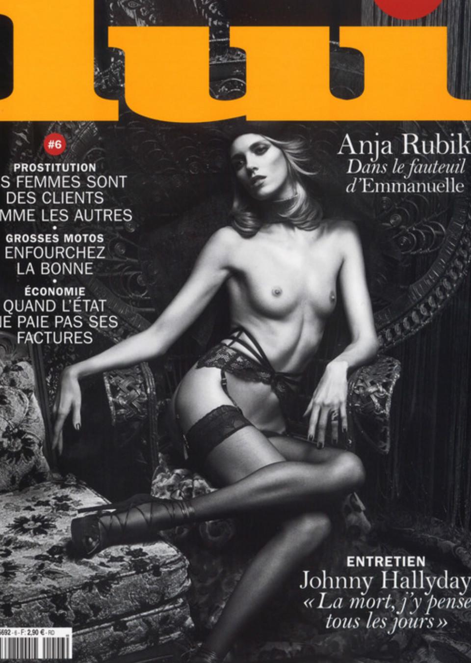 SAFE MGMT Management Paris - Anja Rubik