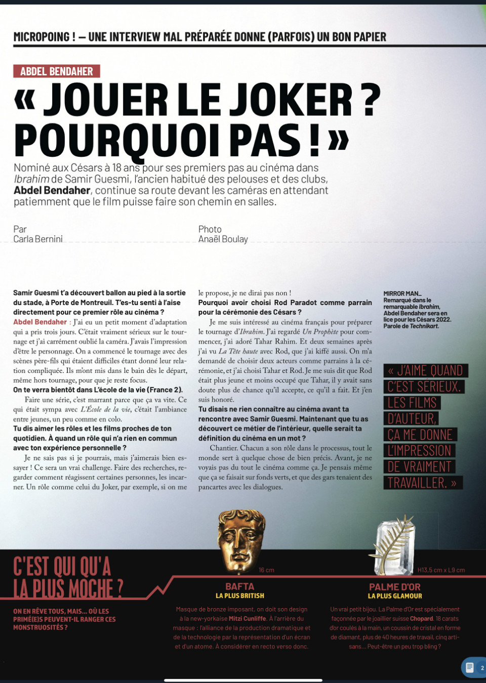 SAFE MGMT Management Paris - Abdel Bendaher