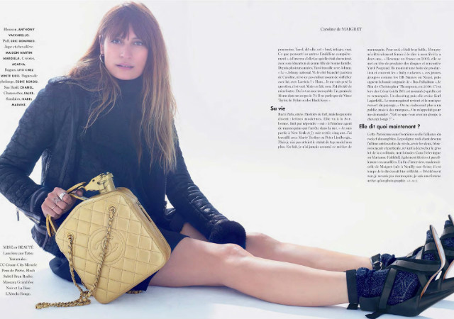 SAFE MGMT Management Paris - Caroline de Maigret