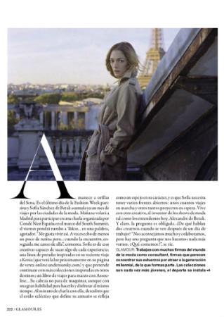 SAFE MGMT Management Paris - Sofia Sanchez de Betak
